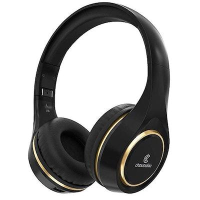 Over Ear Hi-Fi Stereo Earphones with Microphone