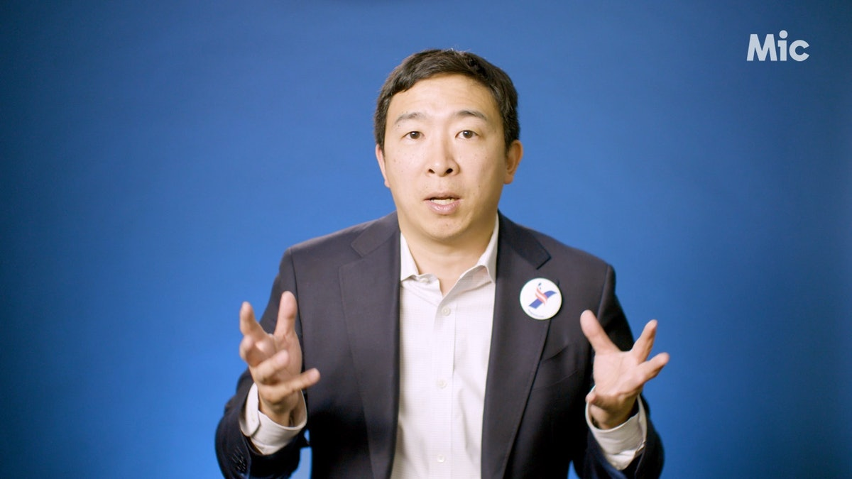 Exclusive: 2020 candidate Andrew Yang disavows white supremacist supporters, explains how his #YangGang will defeat President Trump