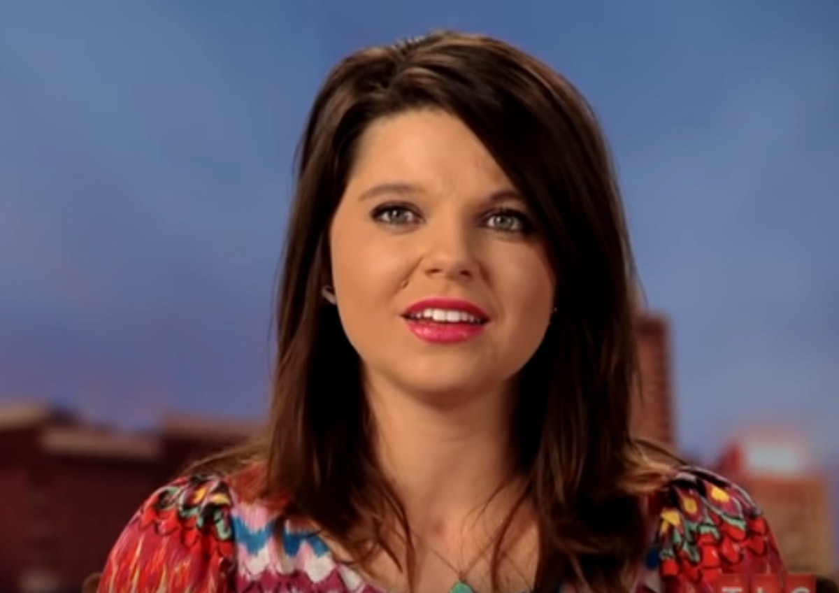 Amy Duggar's New Baby Bump Pic Proves She's Super Excited