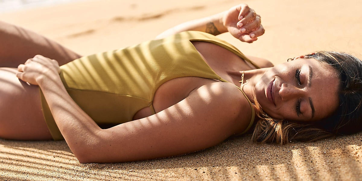 lululemon's Summer 2019 Swimwear Collection Is Finally Here & It's As Chic As It Is Sporty