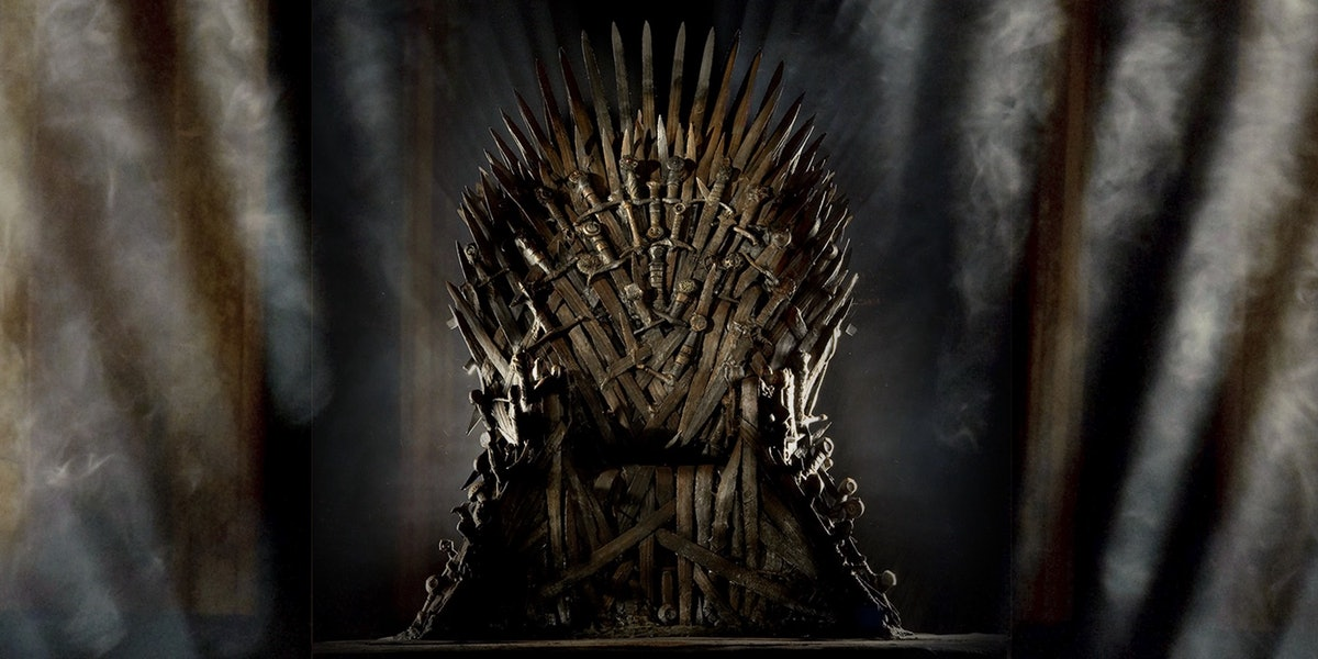Drogon Melts The Iron Throne On 'Game Of Thrones' & It's The Justice We Deserve