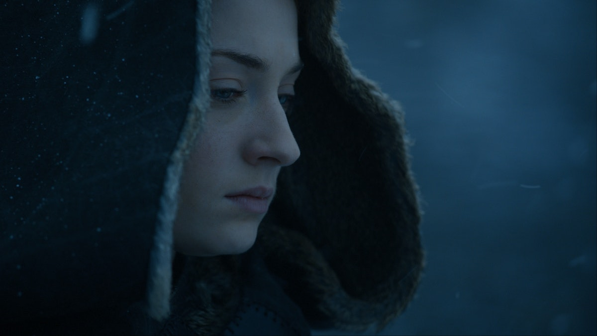 """Sansa Became The Queen In The North On 'Game Of Thrones' & Fully Defined The Word """"Fierce"""""""