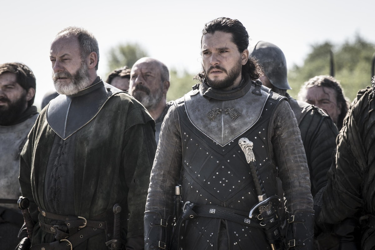 Where Is Jon Going At The End Of 'Game Of Thrones' ? His Final Shot Has Fans Asking Questions