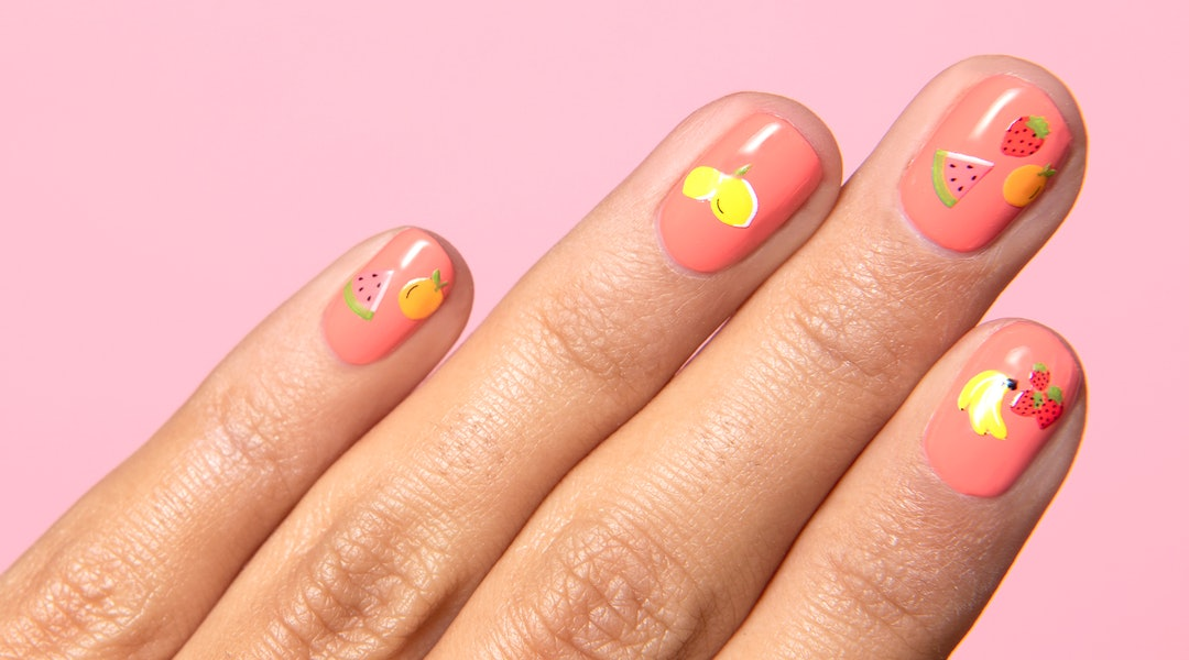 Olive & June\'s New Nail Art Stickers Are Now Available At Target ...
