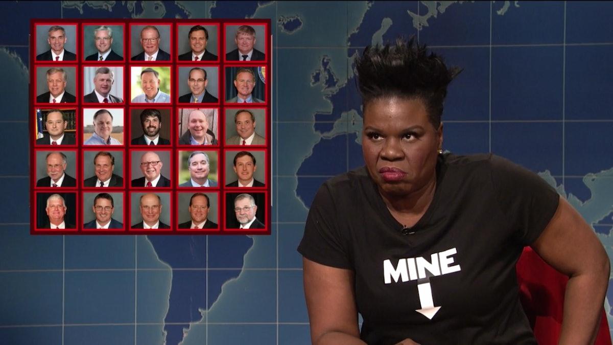 'SNL' Takes On Alabama's Abortion Ban & Leslie Jones Doesn't Hold Back