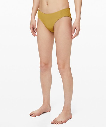 Clear Waters Mid-Rise Med Bottom in Vintage Gold