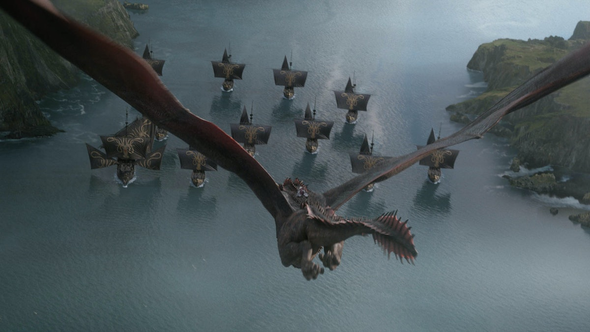 Where Is Drogon At The End Of 'Game Of Thrones'? His Whereabouts Will Remain A Mystery