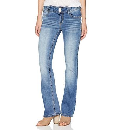 WallFlower Curvy Bootcut Jeans