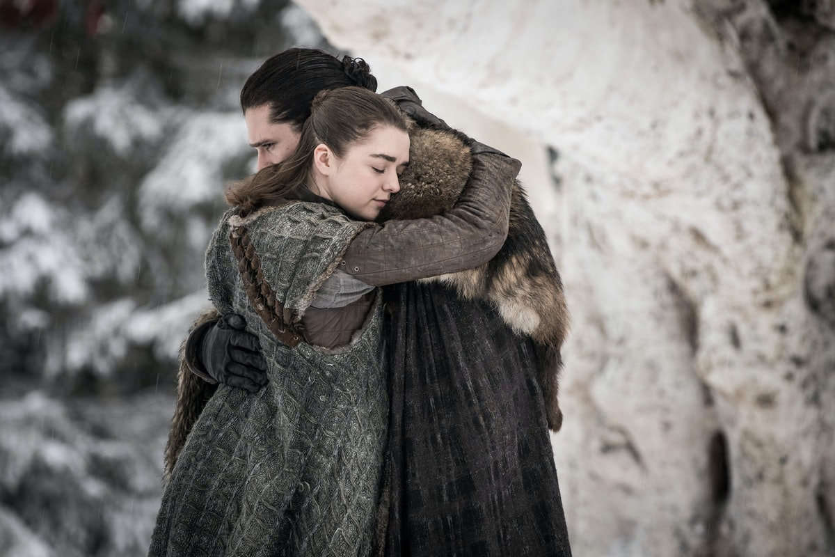 The 'Game Of Thrones' Cast's Emotional Reactions To The Finale Will Make You Want To Cry Right Along With Them