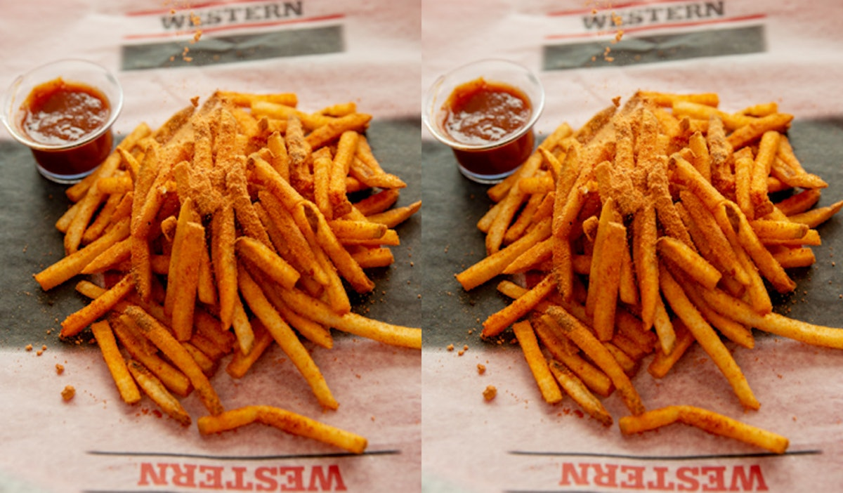 Carl's Jr.'s New Western Fries Have All The Flavors Of The Western Bacon Cheeseburger