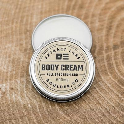 Full Spectrum CBD Body Cream 500mg