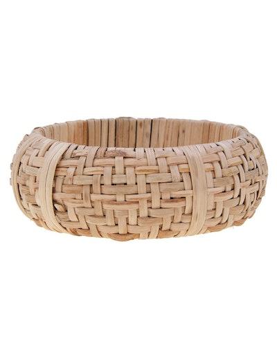 Woven Wicker Bracelet