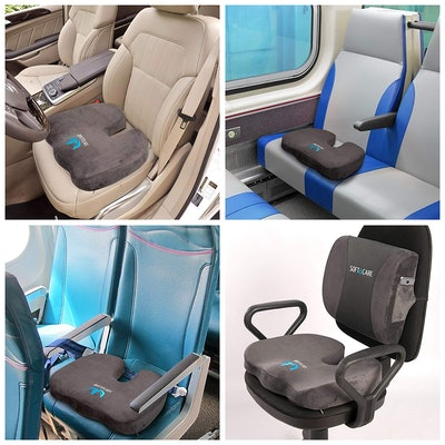 SOFTaCARE Seat Cushions (Set Of 2)
