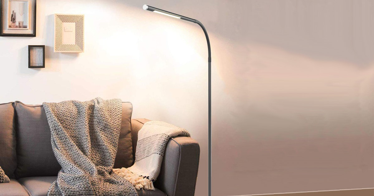 These Top-Tier Floor Lamps Can Brighten Up Even The Darkest Of Rooms 1