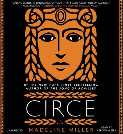 'Circe' by Madeline Miller, read by Perdita Weeks