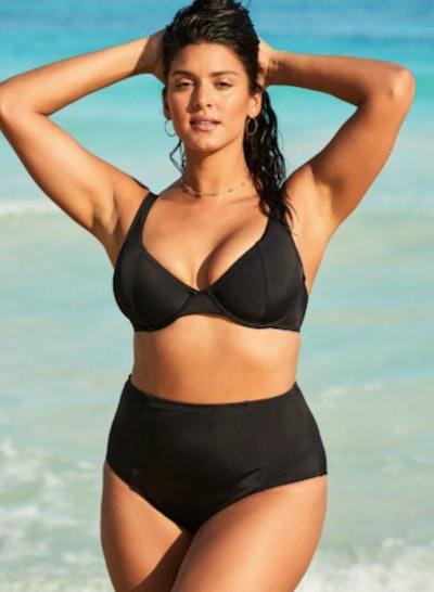Black Unlined Bikini