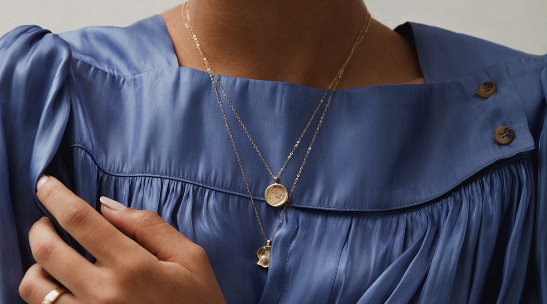 9f137154c Ok Fine, Wolf Circus' Sister Label, Debuts With The Minimalist Fine Jewelry  Of Your Dreams