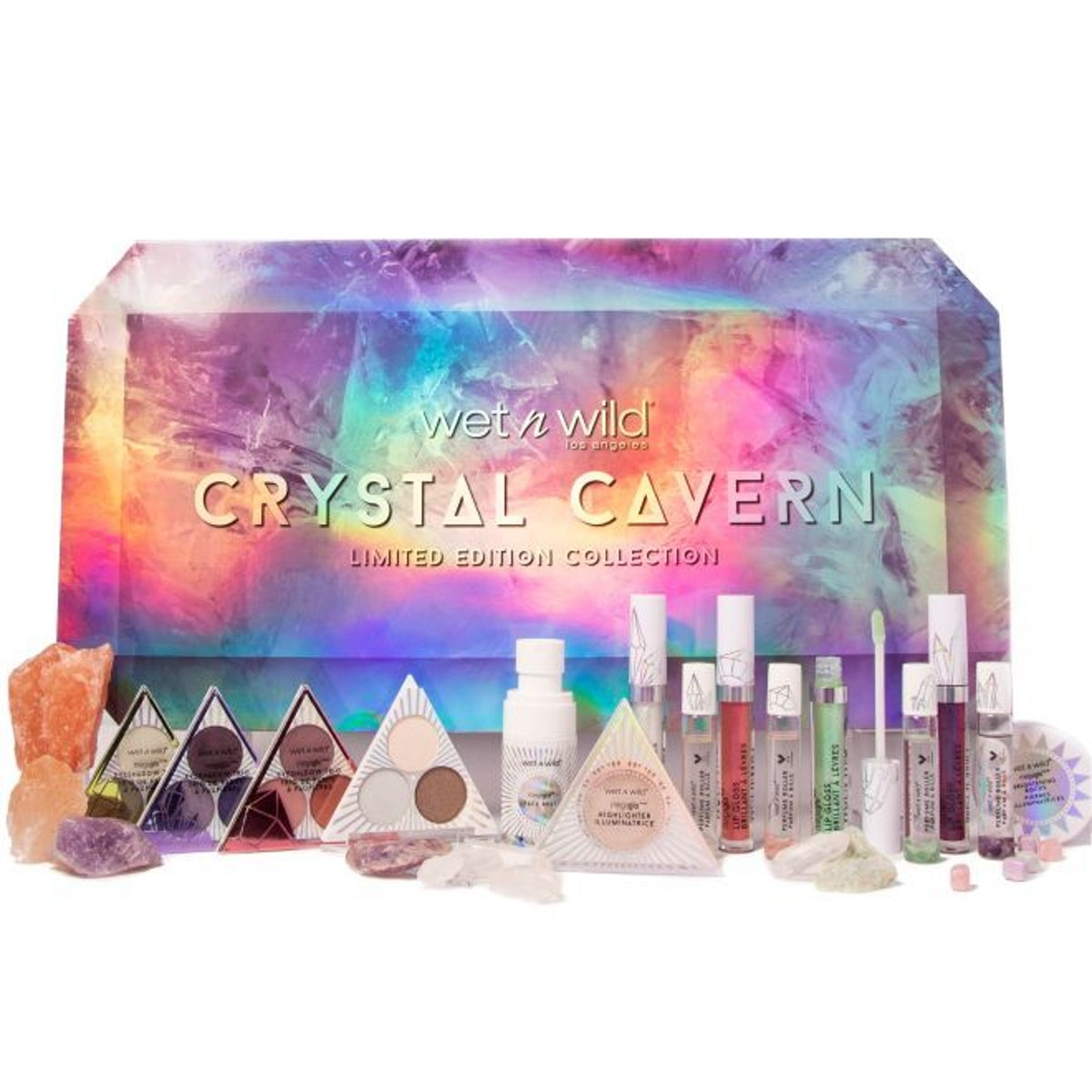 What's In Wet N Wild's Crystal Cavern Collection? It's A Truly Magical Lineup