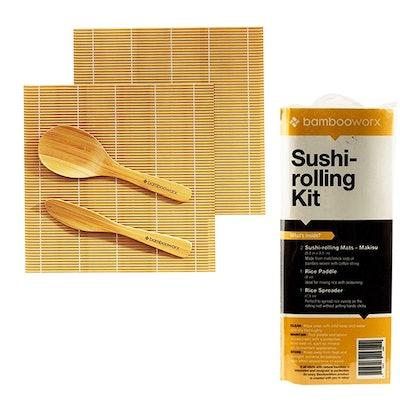 BambooWorx Sushi Rolling Kit