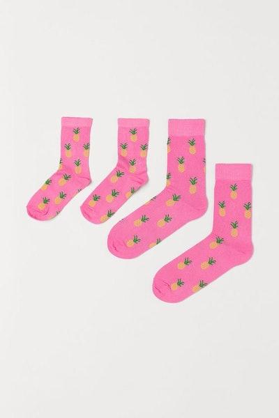 Adult & Child Socks