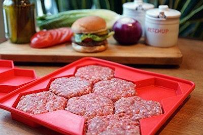 Shape + Store Master Burger Press