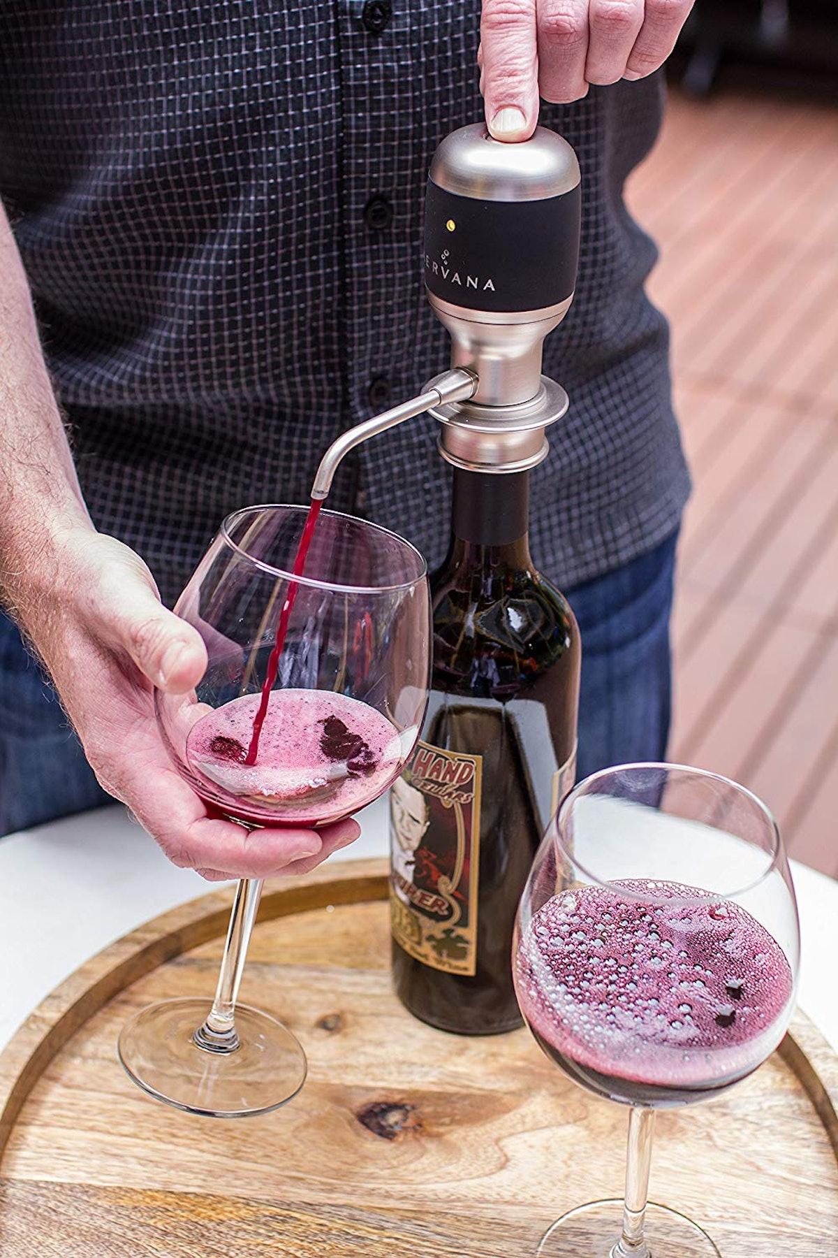 Aervana Original 1-Touch Luxury Wine Aerator