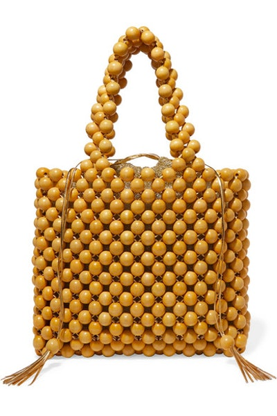Dominica Beaded Tote