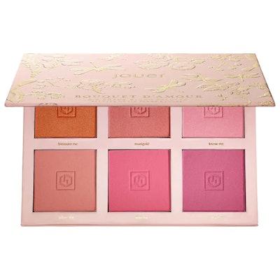 Bouquet D'Amour Six Shade Blush Palette
