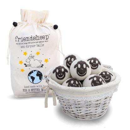 Friendship Organic Eco Wool Dryer Balls