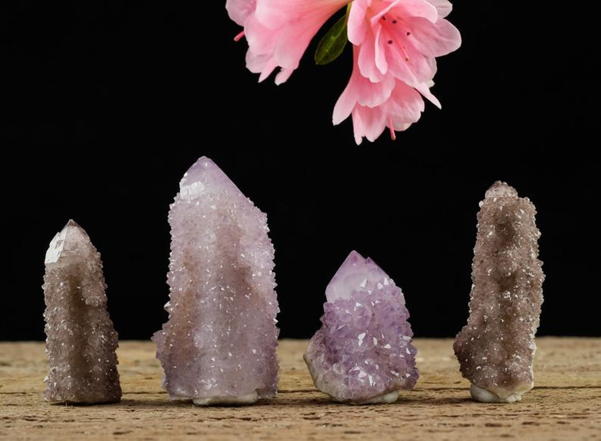 5 Crystals For The May 2019 New Moon To Help You Feel All Its Creative Vibes