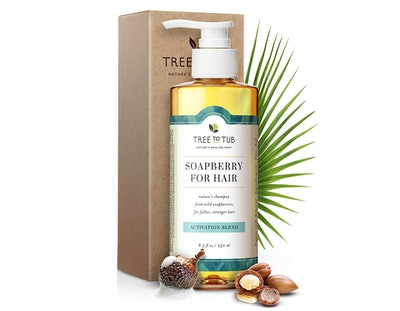 Tree To Tub Soapberry For Hair Activation Blend, 8.5 Fl. Oz.