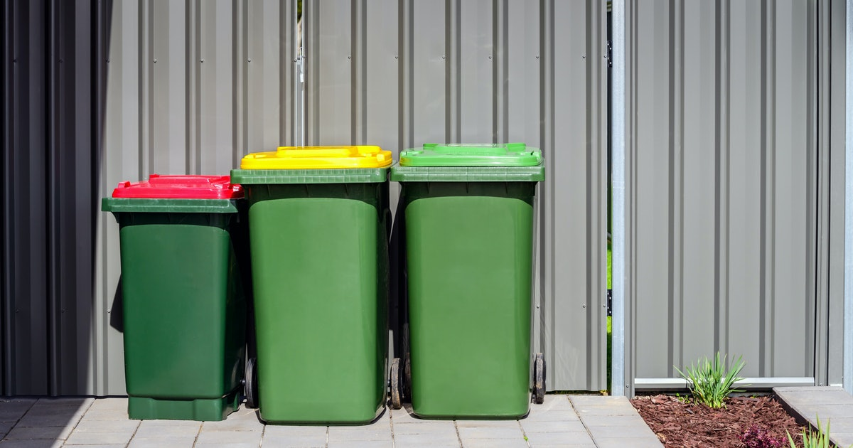 The 3 Best Outdoor Trash Cans