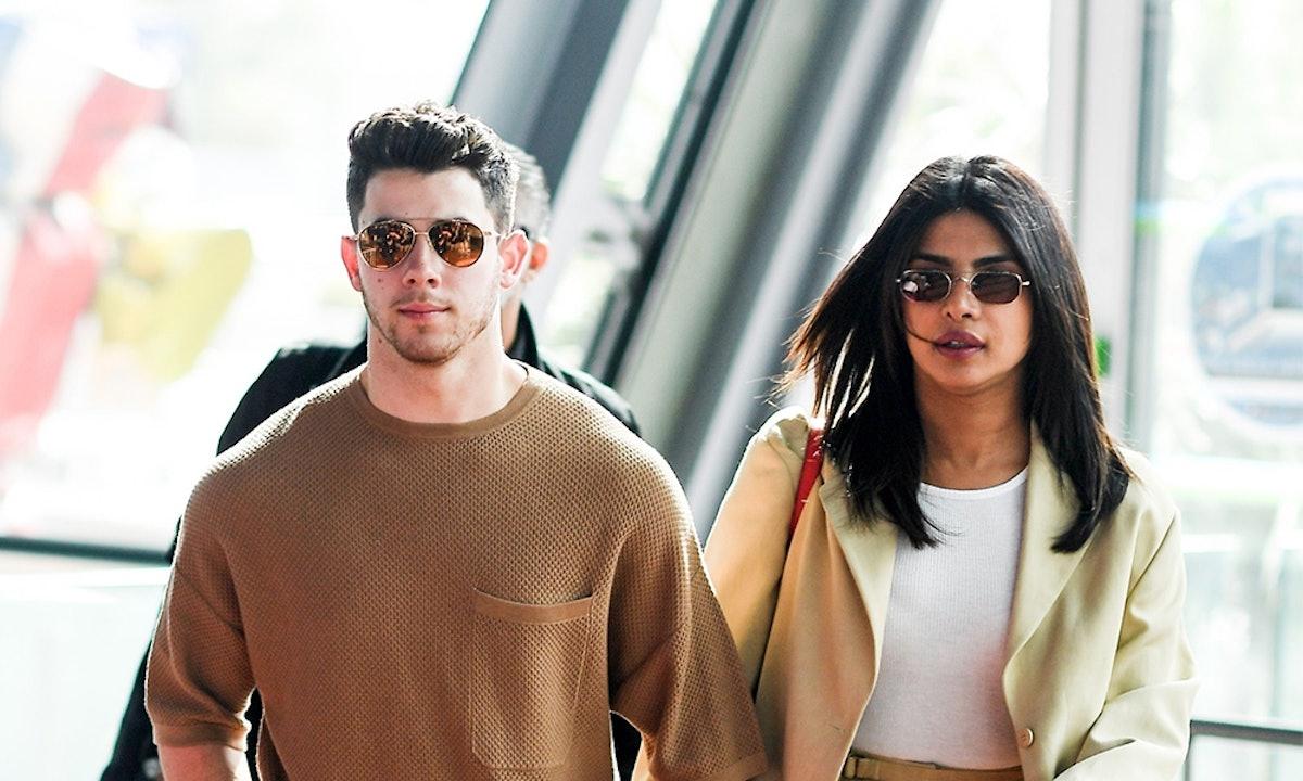 Priyanka Chopra's Airport Look Is Summer Suiting Perfected
