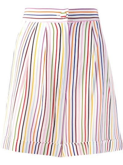 Rainbow Breton Lula Shorts