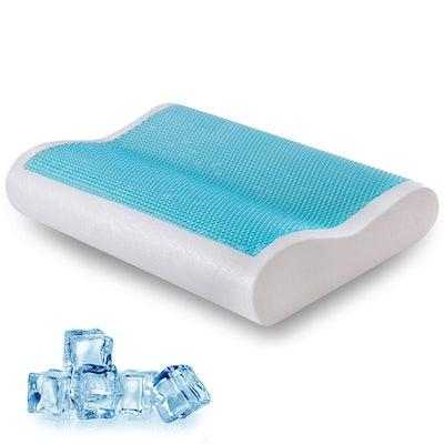 Comfort & Relax Cool Memory Foam Pillow