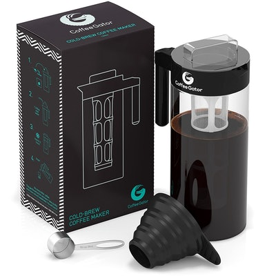 Coffee Gator Cold Brew Coffee and Tea Maker