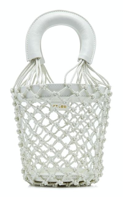 Moreau Clear Bucket Bag