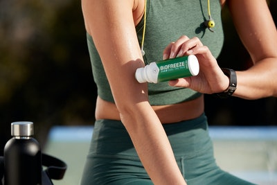 BioFreeze Pain Relief Roll On Gel (3 Pack)