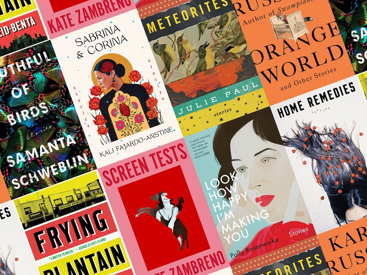 25 New Short Story Collections To Read This Summer