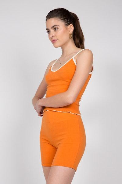 Soto Short Set - Orange