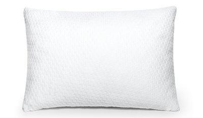 Sable Shredded Memory Foam Pillow, Queen
