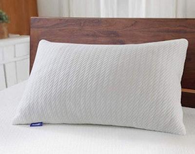 Sweetnight Bamboo Charcoal Shredded Memory Foam Pillow