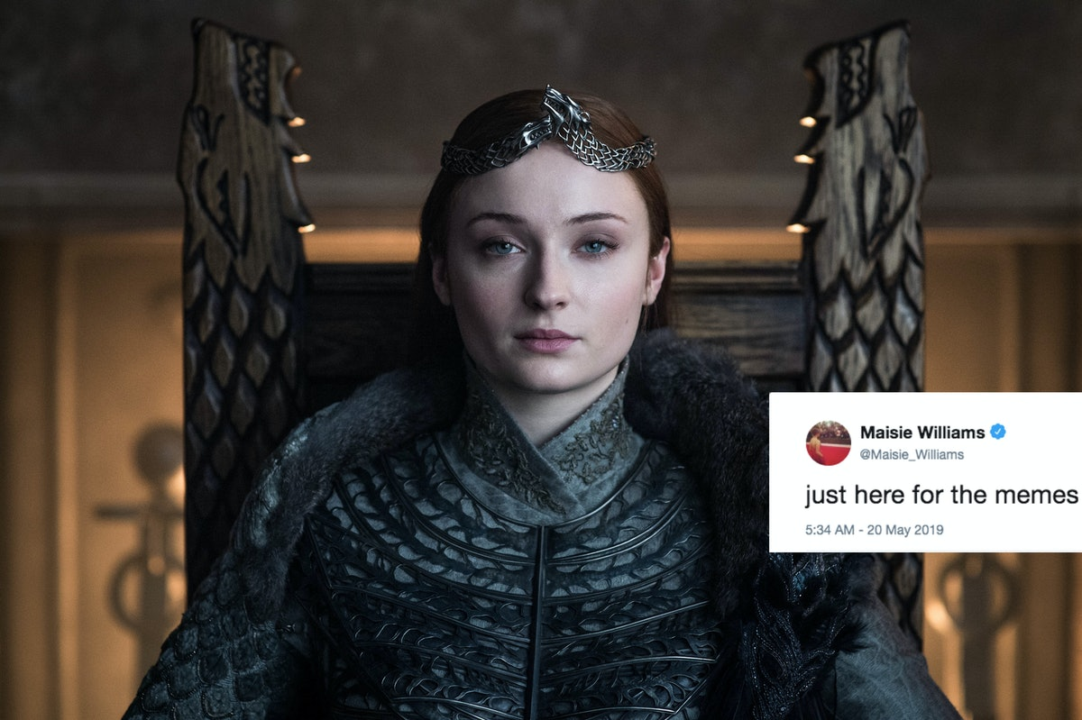 These 23 'Game Of Thrones' Finale Celeb Tweets Prove There Should Be An Iron Throne For TV Commentary