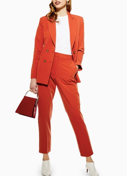 Unlined Suit Trousers