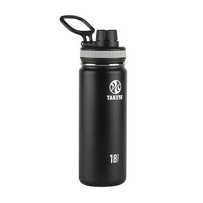 Takeya Originals Vacuum-Insulated Water Bottle