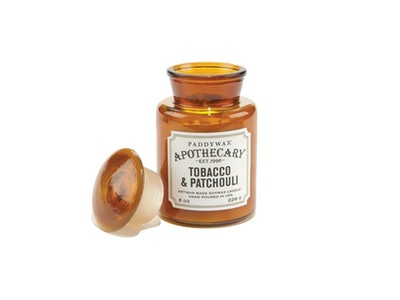 Paddywax Apothecary Collection Tobacco & Patchouli
