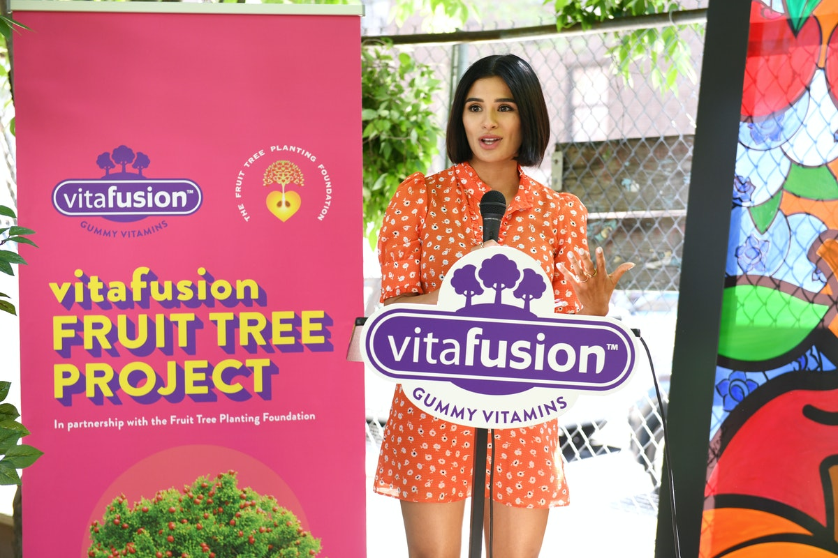 Diane Guerrero Tells Us How Growing Up In An Underserved Community Made Her Make These Choices About Nutrition