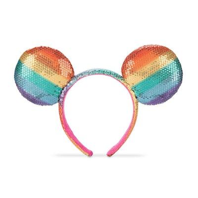 Rainbow Disney Collection Mickey Mouse Ear Headband