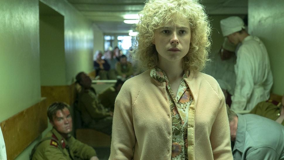 Lyudmilla Ignatenko's Chernobyl Story Was The