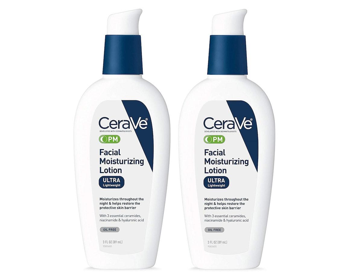 CeraVe Facial Moisturizing Lotion PM (2 Pack)